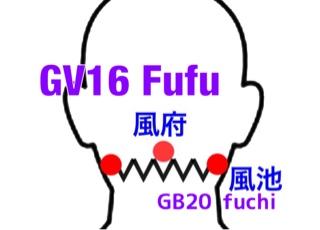 【ツボ】Fufu(風府)